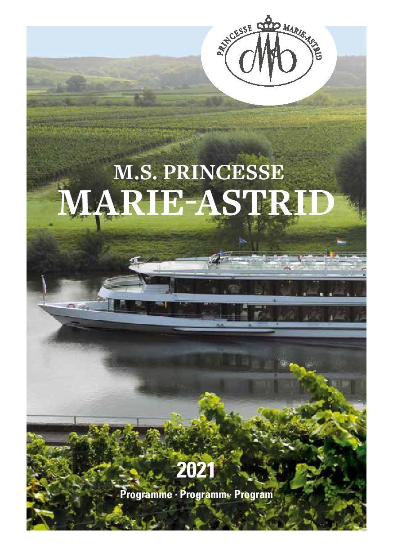 M.S. Princesse Marie-Astrid 2021