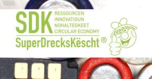Wäsch- a Botzmëttel / Lessives et produits de nettoyage