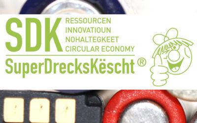 Infoblat 4-2021 vun der SuperDrecksKëscht / Bulletin d'information n° 4-2021 de la «SuperDrecksKëscht»