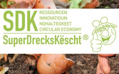 Organische Abfälle aus Garten und Küche / Déchets organiques provenant du jardin et de la cuisine