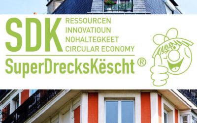 Ressourcen schonen in Residenzen / Économiser les ressources dans les résidences