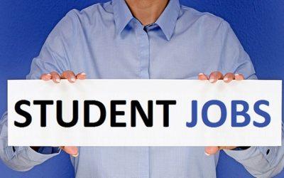 Jobs d'étudiants