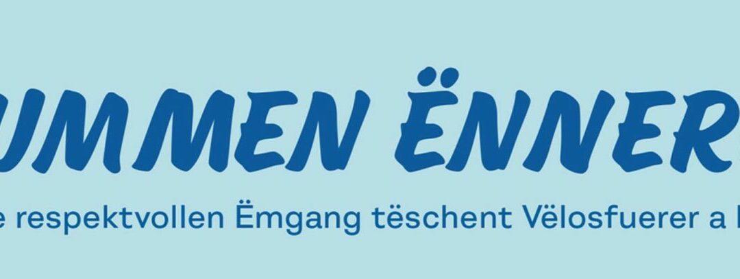 """Zesummen ënnerwee"" / ""Ensemble en route"""